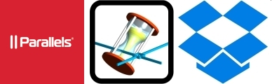 Mac Parallels CadTempo Dropbox